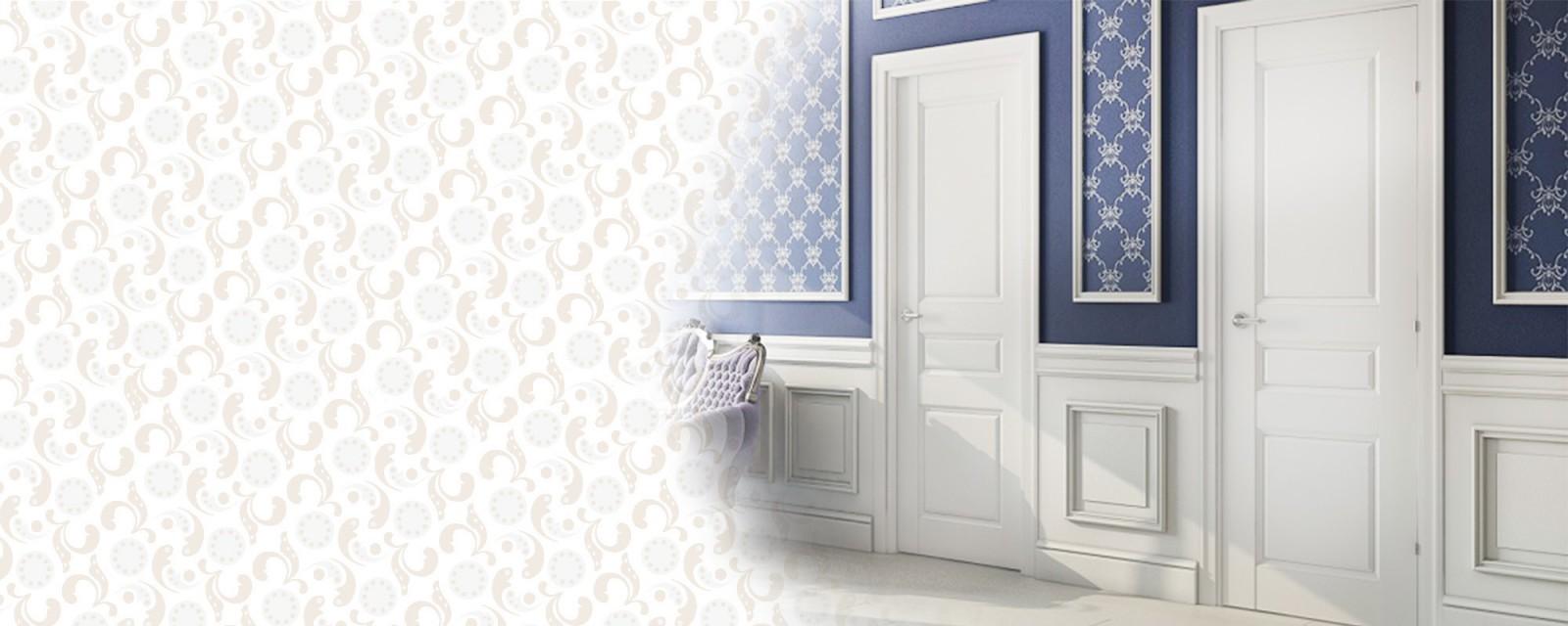 Белые двери по лучшей цене