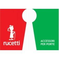 Купить фурнитуру фабрики Rucetti к дверям! На любой вкус!